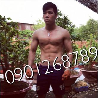 số 365 hotboy  177 76 kg hàng khũng