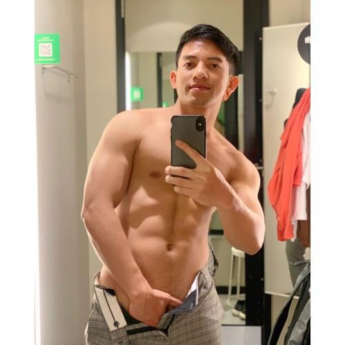 số 807 model người thailan cao 178 76 kg